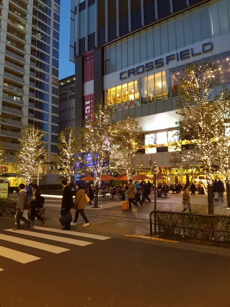 Luminarie ad Akihabra