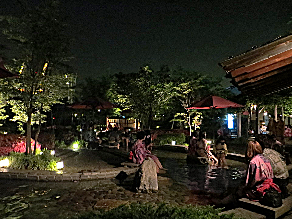 Terme Oedo onsen Monogatari
