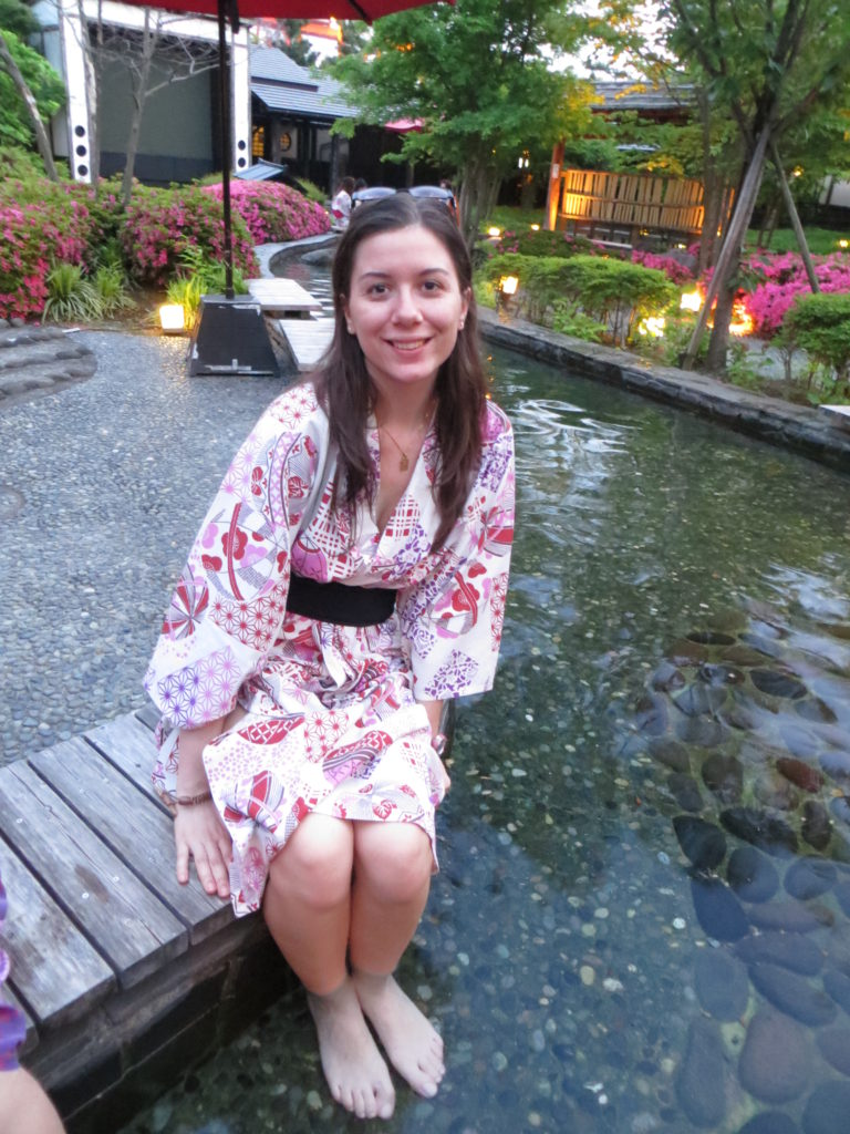 Viaggio a Tokyo: le terme Oedo Onsen Monogatari