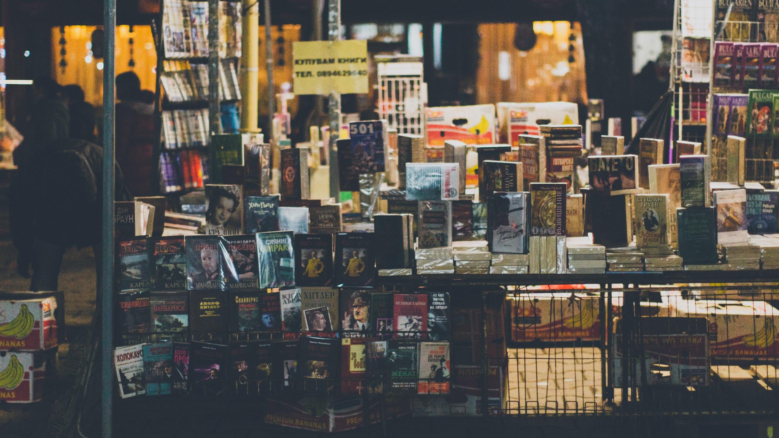 3 libri + 1 per gente con il mal di manga