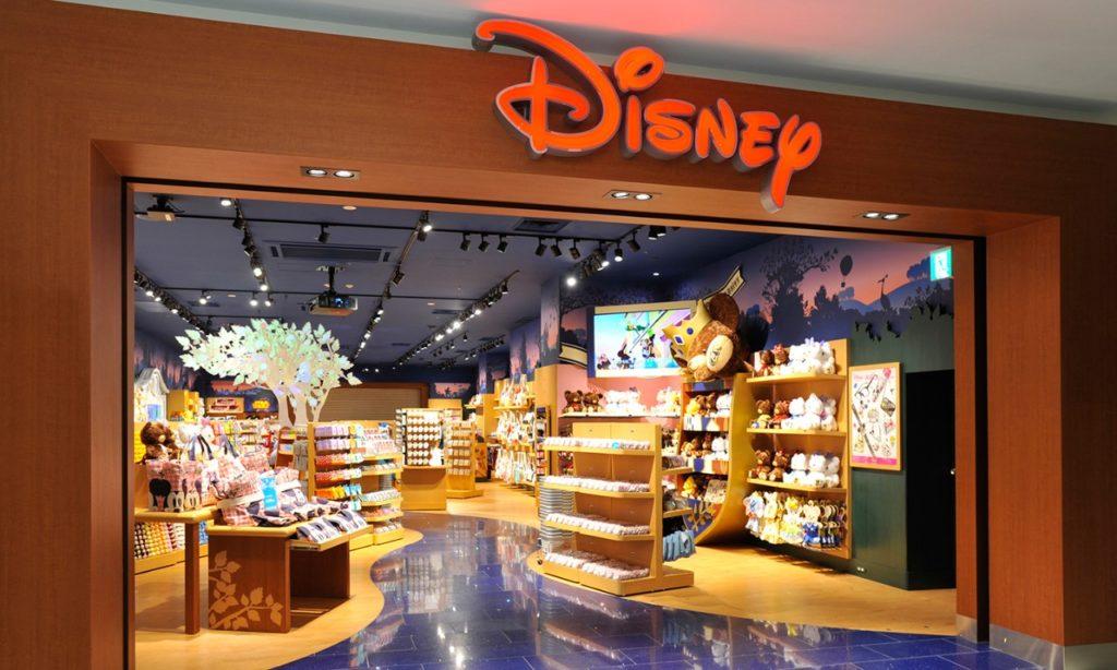 Disney store di Kyoto, in Giappone