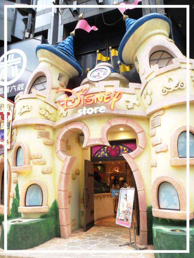 Disney Store giapponesi: cosa cambia?