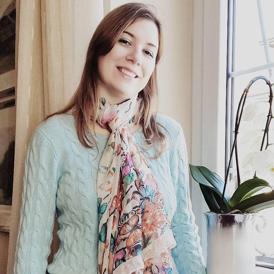 Giulia Magagnini a febbraio 2018