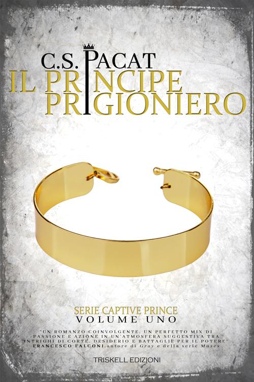 La copertina italiana del Principe prigioniero