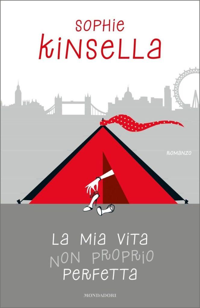 Libri per viaggiatrici romantiche - Copertina italiana di La mia vita non proprio perfetta