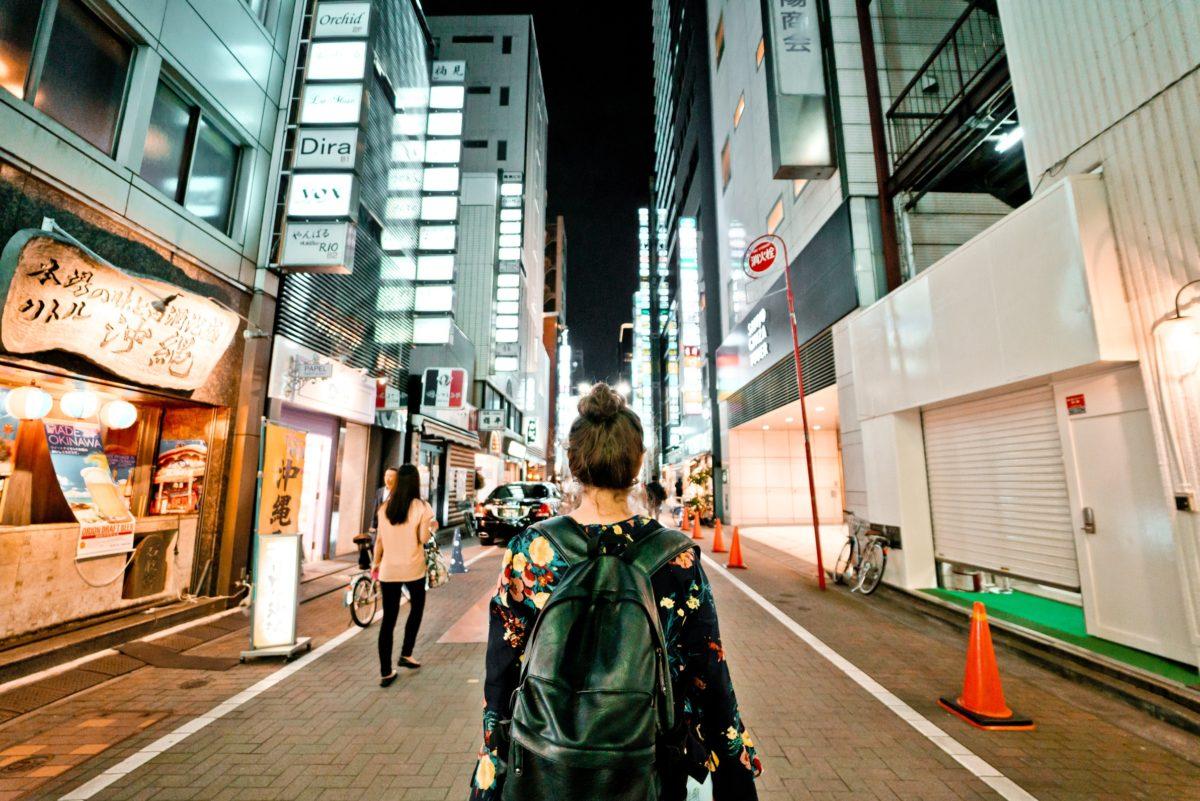 Valigia per il Giappone: tutto ciò che potrebbe servire