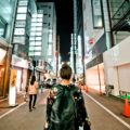 A girl in Tokyo - Photo by Jezael Melgoza on Unsplash