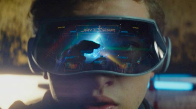 ready player one wade verso Oasis
