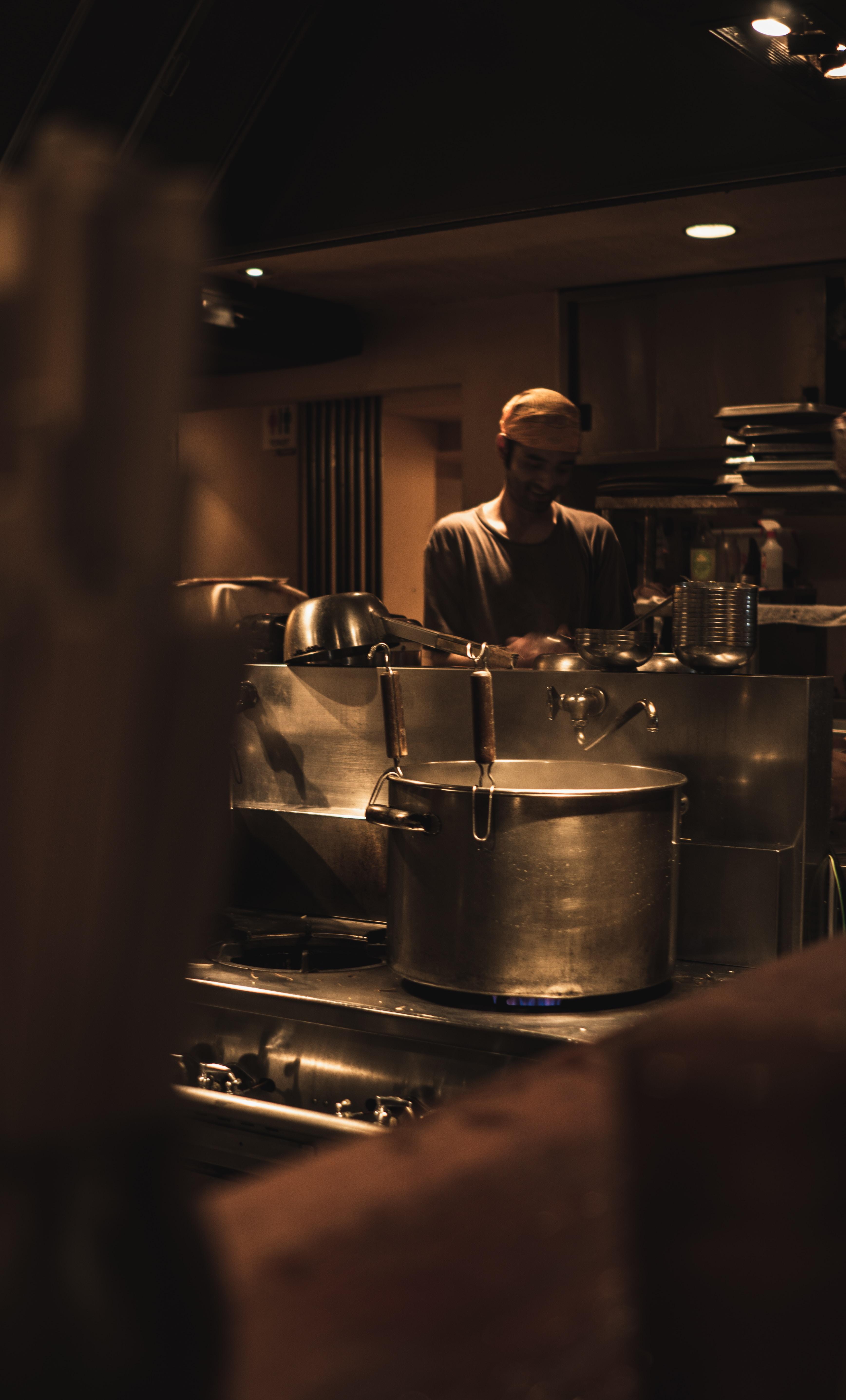 Alex Rainer - Cucina di Gyozaro/Gyoza Lou a Tokyo, Harajuku